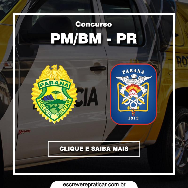 Redação PM/BM-PR