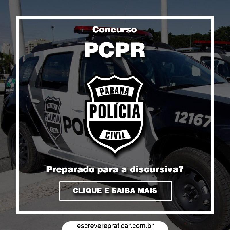 Concurso PCPR 2020