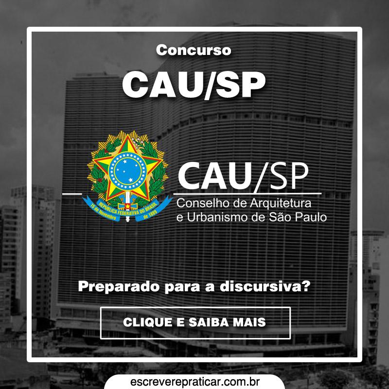 Redação CAU/SP