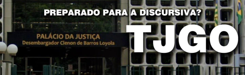 TJGO Redação